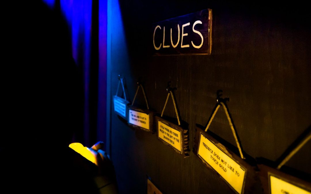 Why Escape Rooms Are Perfect For Family Days